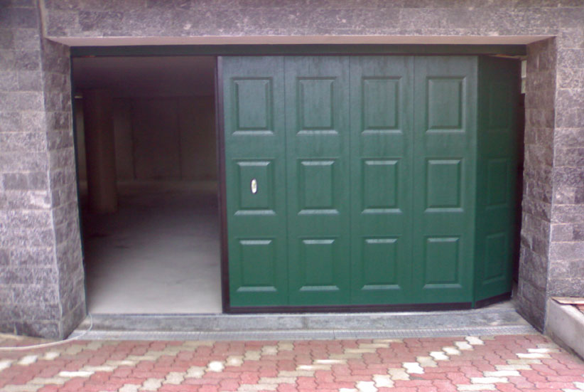 Portone scorrevole garage - Porta garage scorrevole ...